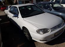 Automatic White Kia 1998 for sale