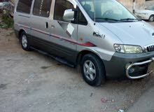 Silver Hyundai H-1 Starex 2003 for sale