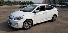 Used condition Hyundai Accent 2016 with 70,000 - 79,999 km mileage