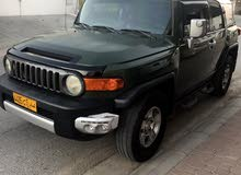 Toyota FJ Cruiser car for sale 2008 in Muscat city