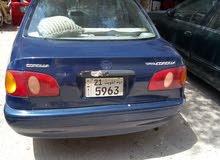 toyota Corolla2000
