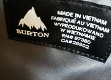 حقيبة ظهر Burton بحالة ممتازة استعمال خفيف