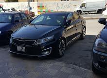 Black Kia Optima 2012 for sale