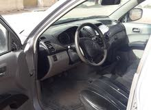 Used condition Mitsubishi L200 2007 with  km mileage