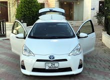 Toyota Prius C car for sale 2013 in Amman city