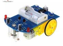 سيارة روبوت smart robots car kit