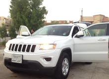 White Jeep Laredo 2016 for sale