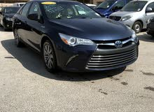 Toyota Camry 2016 - Used