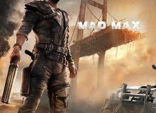 لعبتين steam (mad max & scribblenauts unlimited)