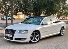 A8 L Audi  للجادين