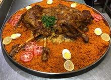 مطبخ المحبه للمناسف والاكلات الخليجيه لتواصي جميع المأكولات لتواصي0786169338
