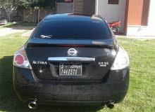 Automatic Black Nissan 2008 for sale