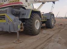 terex crane 4x4 rt55 2012