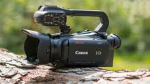 كاميرة فيديوه