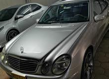 Used condition Mercedes Benz E500 2003 with 20,000 - 29,999 km mileage