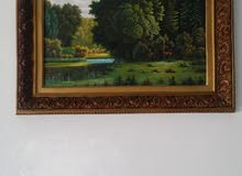 لوحات زيتية قديمة
