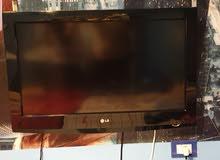 شاشة LCD 32 بوصة حاله جيده جدا
