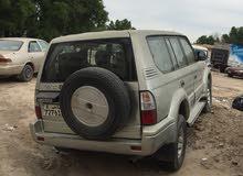 Grey Toyota Prado 2002 for sale