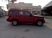 Red Jeep Liberty 2010 for sale