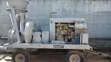 آلات شفط حبوب محرك أيفكو ومحرك مرسيدس في حالة جيدة للبيع
