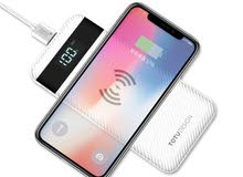 Totu Design Wireless powerbank Charger 10000mAh