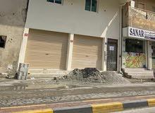 دكان للإيجار في المنامة لا يشمل الكهرباء والماء