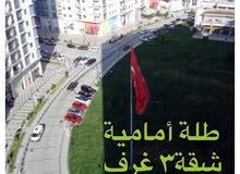 Jabriya neighborhood Hawally city - 160 sqm apartment for rent