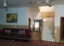 neighborhood Baghdad city - 200 sqm house for sale