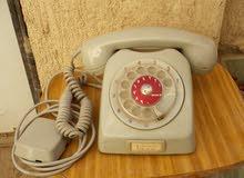 تليفون ارضى بالقرص للبيع
