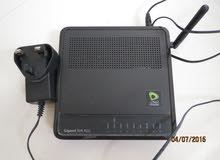 Gigaset  504AGU internet wireless router in great condition for sale