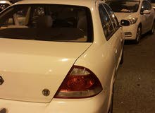 Automatic White Nissan 2011 for sale