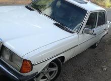 1 - 9,999 km Mercedes Benz E 200 1982 for sale