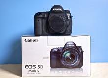 BRAND NEW Canon EOS 5D Mark IV Digital SLR Camera (Body Only)