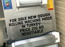 dough rolling machine for sale new good quality made in turkey