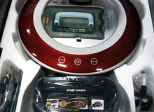 مكنسه كهربائيه روبوت (LG)