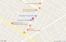 دار تجاري للايجار شارع الزيتونه كربلاء