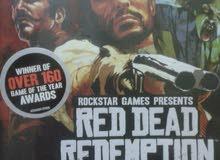 شريط  & RED DEAD جديد للبيع PS3