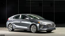 Rent a 2017 Hyundai Ioniq with best price