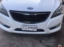 Gasoline Fuel/Power   Kia Cadenza 2013