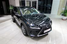 Lexus NX car is available for sale, the car is in New condition