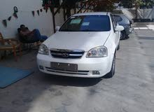 Daewoo Lacetti car for sale 2006 in Tripoli city