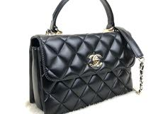 Chanel Leather Bag New