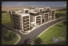 شقة قيد الانشاء للبيع في أجمل مناطق مرج الحمام  بدفعة اولى واقساط  بدون فوائد من المالك مباشرة