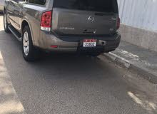 Used Nissan Armada for sale in Al Ain