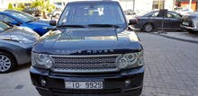 Land Rover Range Rover Vogue 2008 For sale - Black color
