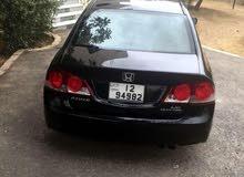 Black Honda Civic 2008 for sale