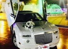 للزفاف كريسلر معدل بسائق بسعر مفاجأة للزفاف