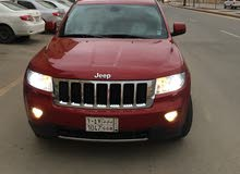 Automatic Jeep 2011 for sale - Used - Amman city