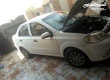 For sale 2011 White Aveo