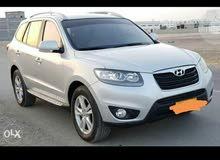 10,000 - 19,999 km Hyundai Santa Fe 2012 for sale